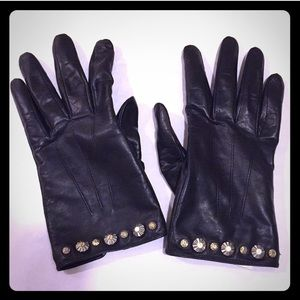 🆕 ONLY 1 PAIR! Coach Leather Gloves